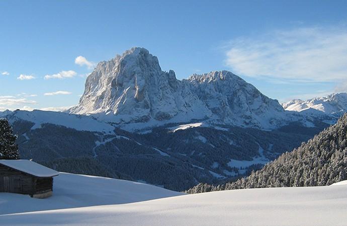 Val Gardena - Gröden Winter